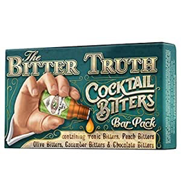 Bitters The Bitter Truth Cocktail Bitters Bar Pack Five 20ml Bottles