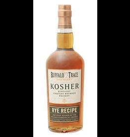 Rye Whiskey Buffalo Trace Bourbon Rye Recipe Kosher 750ml