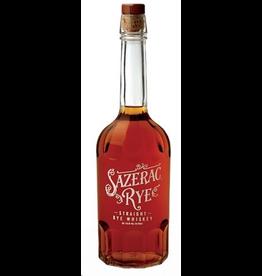 Rye Whiskey Sazerac Rye Straight Rye 750ml