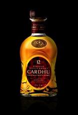 Single Malt Scotch Cardhu Scotch Single Malt 12 Year Old Speyside 750ml