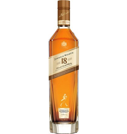 Scotch Johnnie Walker Scotch 18 Year 750ml