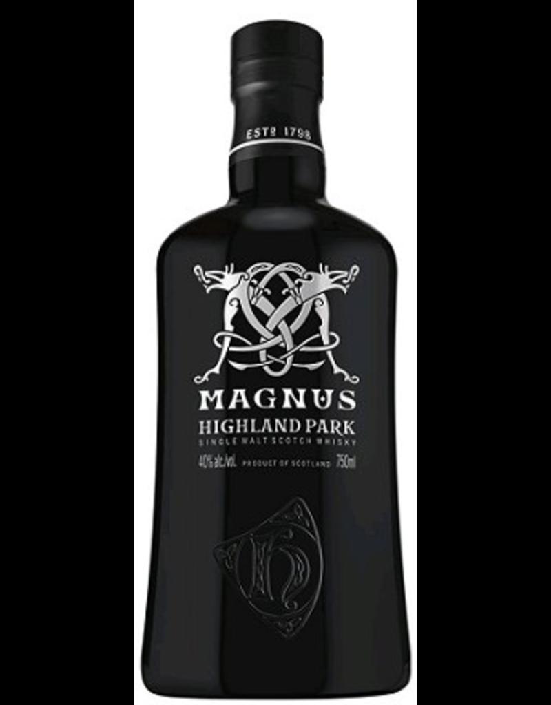 Single Malt Scotch Highland Park Magnus Single Malt Scotch 750ml