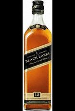 Blended Scotch Johnnie Walker Black Label Blended Scotch Whiskey 12yr Liter