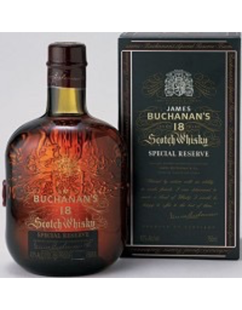Blended Scotch Buchanan's Scotch Special Reserve 18 Year 750ml