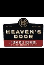 Bourbon Whiskey Heaven's Door Tennessee Bourbon Whiskey 750ml