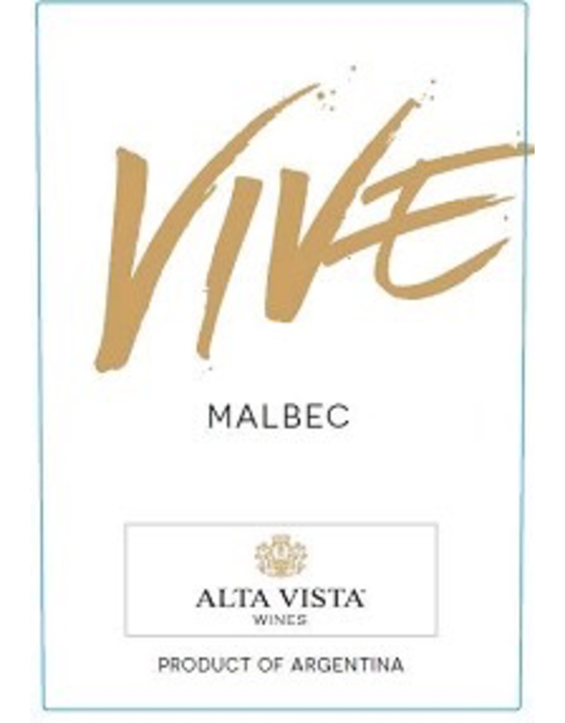Malbec Alta Vista Vive Malbec 2019 750ml
