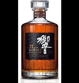 Japanese Whisky Hibiki Suntory Whisky 21 Year Old Japanese