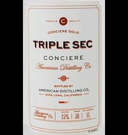 Cordials Conciere Triple Sec 1Liter