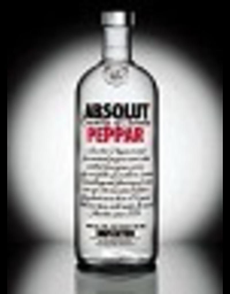 vodka Absolut Peppar Liter