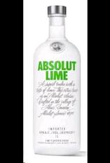 vodka Absolut Vodka Lime Liter