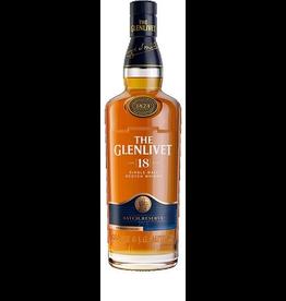 Single Malt Scotch The Glenlivet Scotch Single Malt 18 Year Batch Reserve 750ml