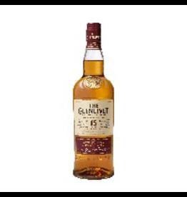Single Malt Scotch The Glenlivet Scotch Single Malt 15 Year French Oak Reserve 750ml