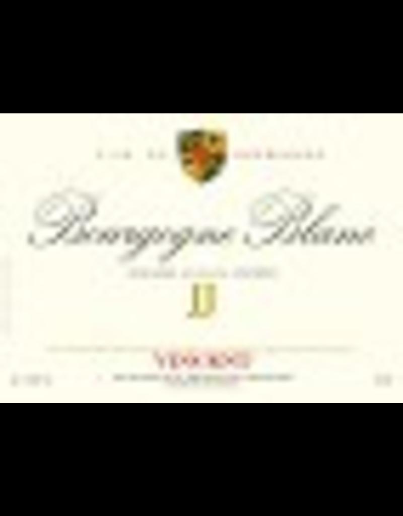 Burgundy French Jean-Jacques Vincent Bourgogne Blanc 2018 750ML