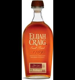 Bourbon Whiskey Elijah Craig Small Batch Bourbon Whiskey 750ml