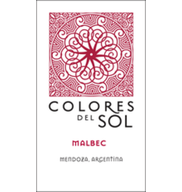 Malbec Colores Del Sol Malbec 2018 Reserva Mendoza Argentina 750ml