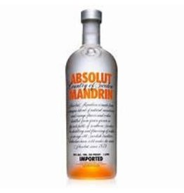 vodka Absolut Mandrin Vodka Liter
