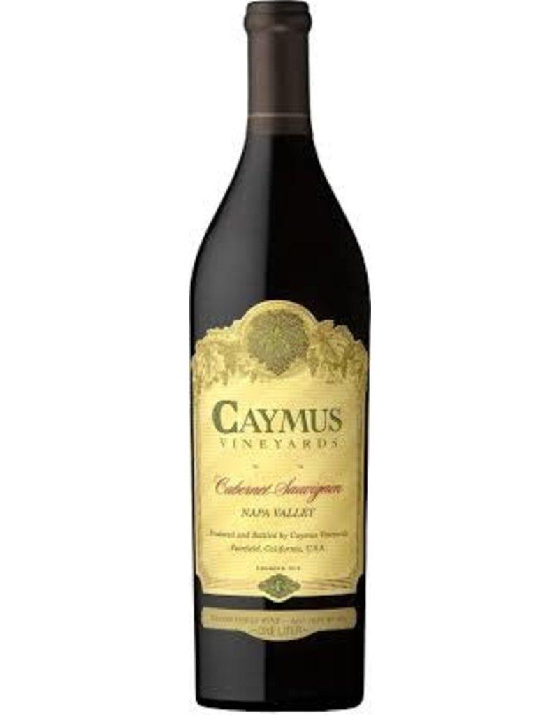 Cabernet Sauvignon Napa valley SALE Caymus Vineyards Cabernet Sauvignon Napa Valley 2019 LITER REG $169.99