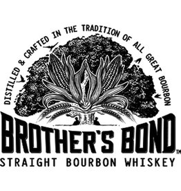 bourbon Brother's Bond Straight Bourbon Whiskey 750ml