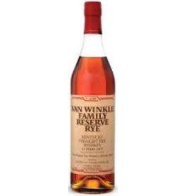 Rye Whiskey Van Winkle Family Reserve Rye 13 Year Old  750ml