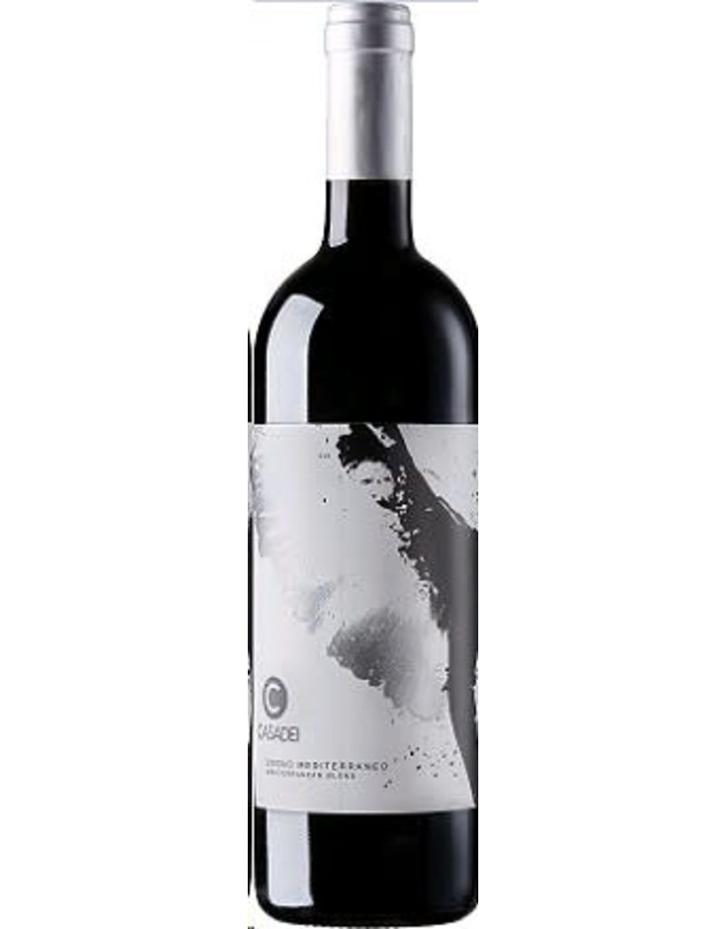 Italian Red Casadei Sogno Mediterraneo 2016 Syrah60% Grenache 20% Mourvedre 20% 750ml
