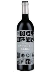 Tuscan Red Castello Trebbio De'Pazzi Toscana IGT 2015 Red Blend Syrah-Merlot-Sangiovese