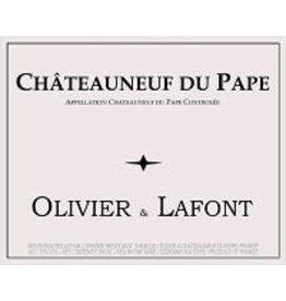 Rhone-Chateauneuf-du-Pape Olivier & Lafont Chateauneuf du Pape 2017 Ombres et Lumieres 750ml