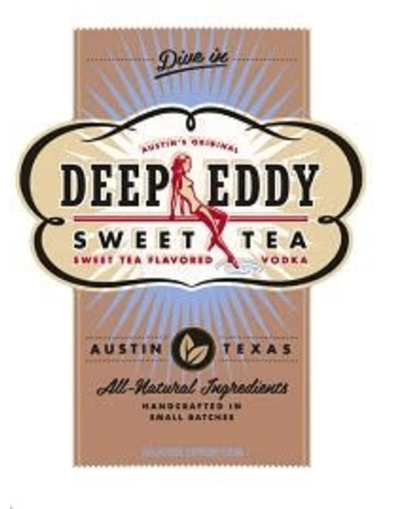 vodka Deep Eddy Sweet Tea Vodka Liter