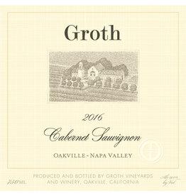 Cabernet Sauvignon Napa valley SALE Groth Cabernet Sauvignon Oakville-Napa 2016 750ml REG $74.99