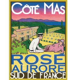 Rose Cote Mas Rose Aurore Sud De France Liter