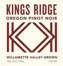 Pinot Noir Oregon Kings Ridge Pinot Noir 2018