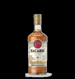 rum Bacardi Rum Anejo Cuatro 750ml