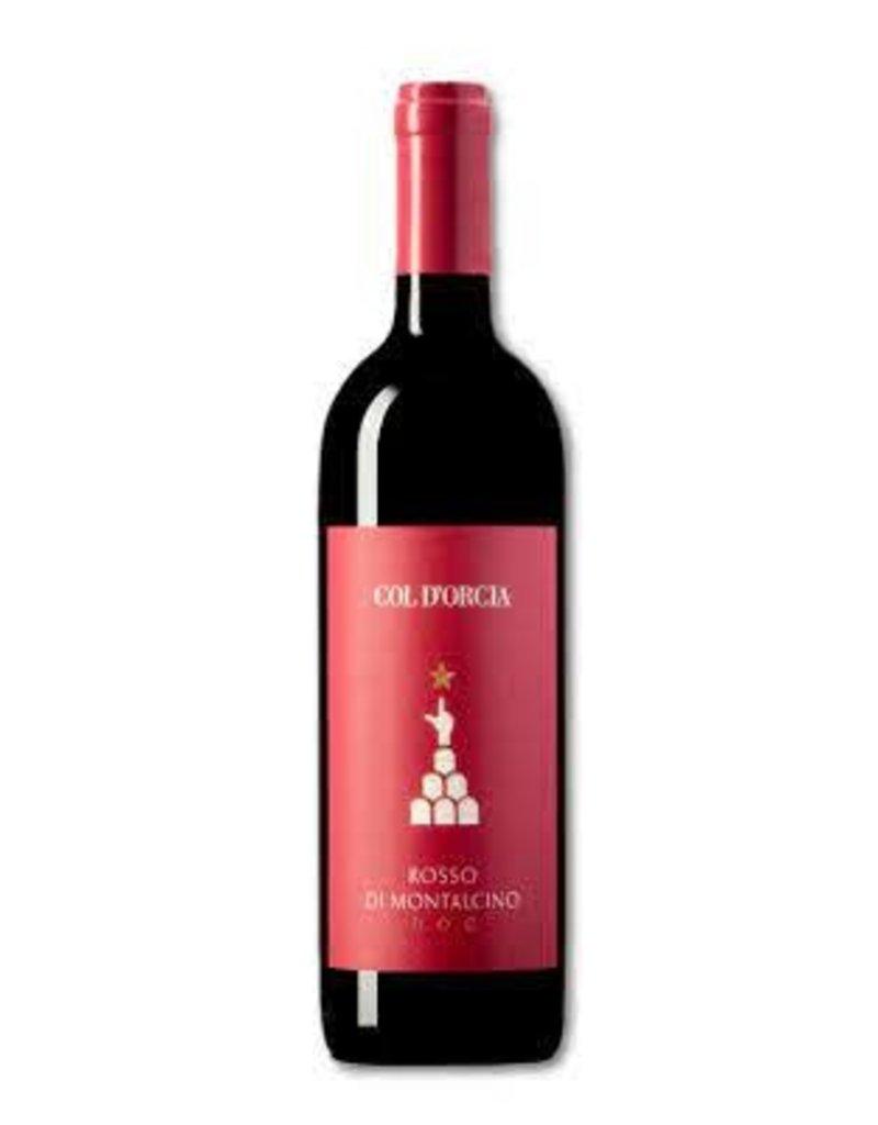 Rosso di Montalcino SALE Col D'Orcia Rosso Di Montalcino 2010 750ml REG $24.99