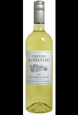 BORDEAUX BLANC Chateau Les Reuilles Sauvignon Blanc 2020