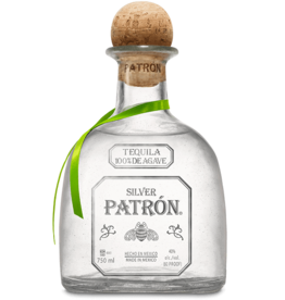 Tequila Patron Silver Tequila 750ml