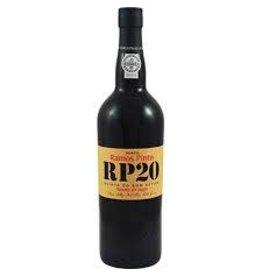 Porto Ramos Pinto Port Tawny 20 Year Quinta Do Bom Retiro750ml