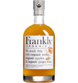 vodka Frankly Organic Apple Vodka 750mL