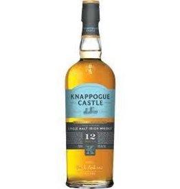 Irish Whiskey Knappogue Castle SingleMalt Irish Whiskey 12 yr Old 750ml