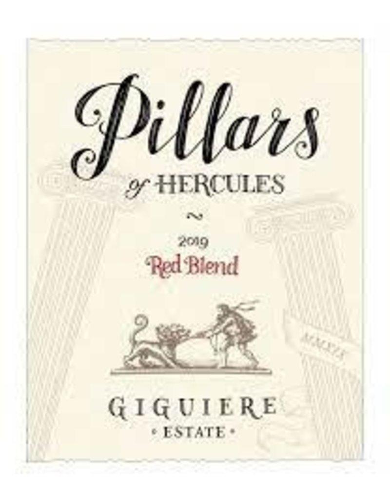 Red Blend Giguiere Estate PIllars Of Hercules Red Blend 2019 750ml