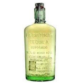 Tequila La Gritona Reposado Tequila 750ml