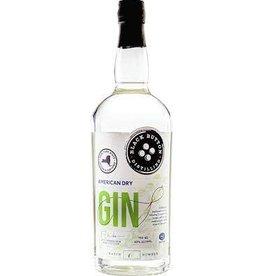 Gin Black Button Distillery American Dry Gin 750mL