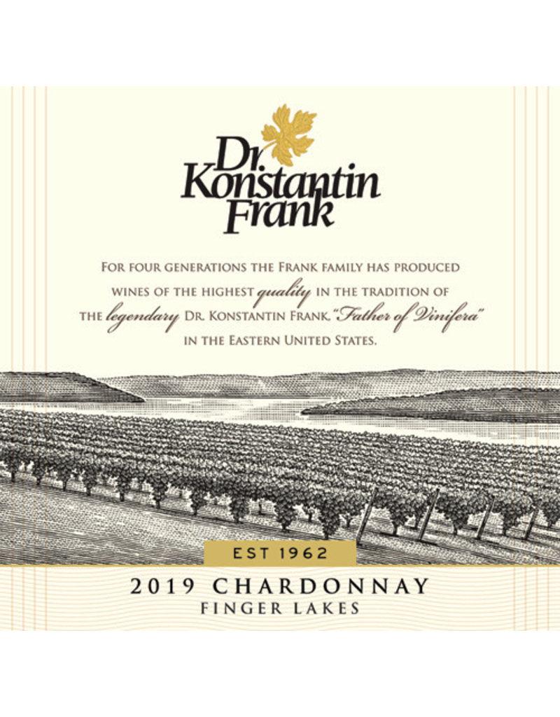 chardonnay Dr Konstantin Frank Chardonnay Finger Lake New York 750ml