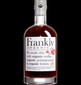 vodka Frankly Organic Pomegranate Vodka Liters