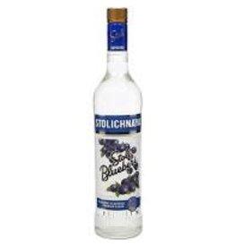 vodka Stolichnaya Blueberi Vodka 1Liter