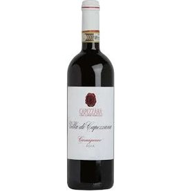 Italian Red Capezzana Villa di Capezzana Carmignano D.O.C.S. 2015 750ml