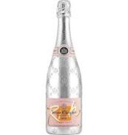 Sparkling SALE Veuve Clicquot Rich Rose Champagne REG $89.99 750mL
