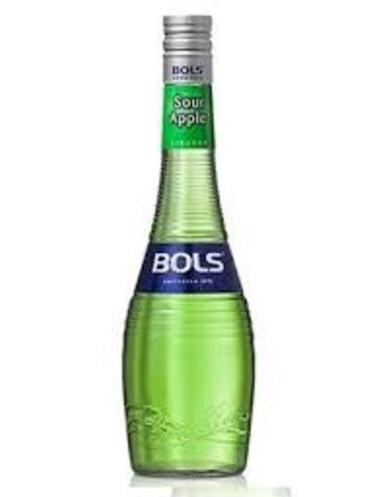 Cordials Bols Sour Apple Liter