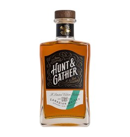 Canadian Whisky Hunter & Gather 15yr Canadian Whisky