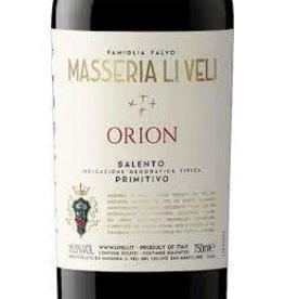 Primitivo Masseria Li Veli Orion Primitivo 2019 750ml