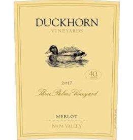 Merlot Duckhorn Merlot Three Palms Vineyard 2017 750ml