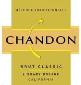 Champagne/Sparkling Chandon Brut Classic Library Dosage 750ml